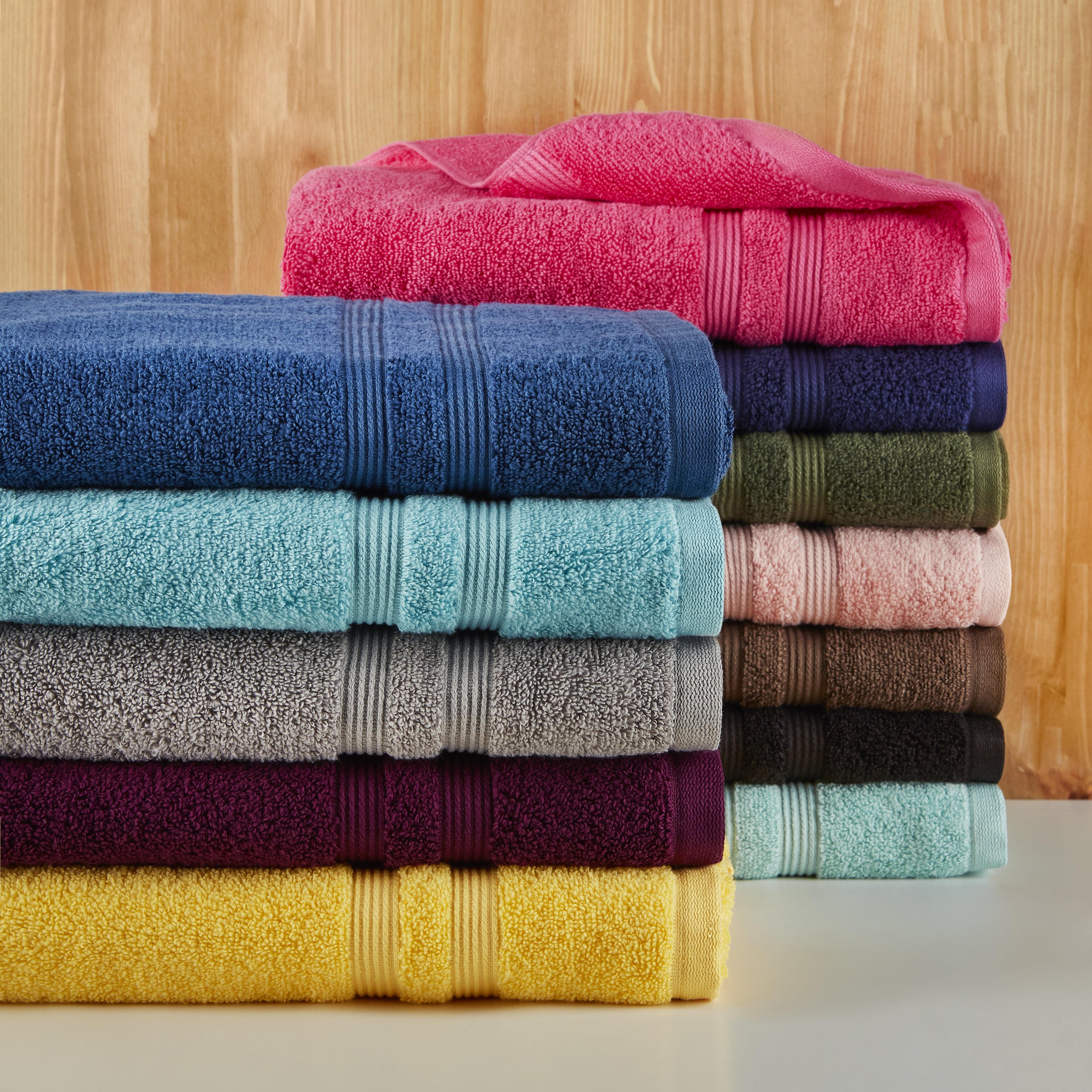 Mainstays Solid Performance Towel