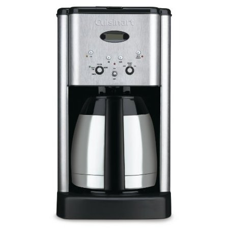 Cuisinart Dcc 1400 Brew Central 10 Cup Thermal Coffee