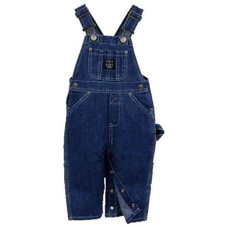 Infant Overalls (Key Infant Denim Bib Overall)