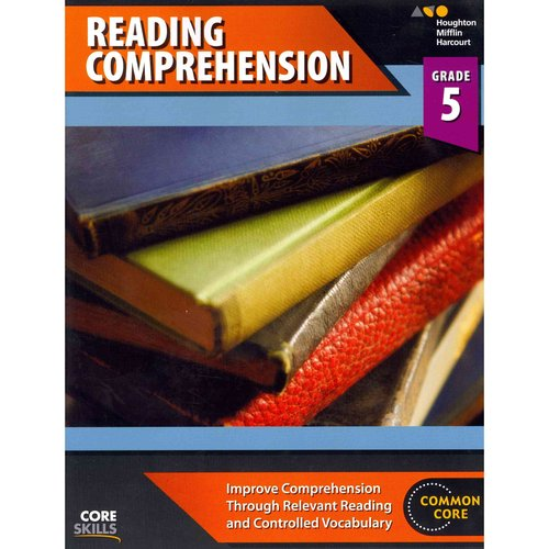 Core Skills Reading Comprehension Grade 1