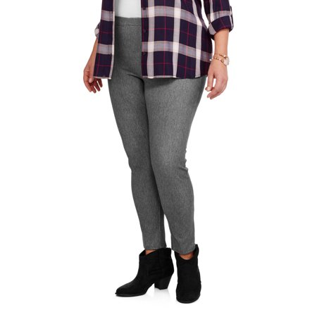 c26eb5ef84f Faded Glory - Women s Plus-Size Jegging - Walmart.com