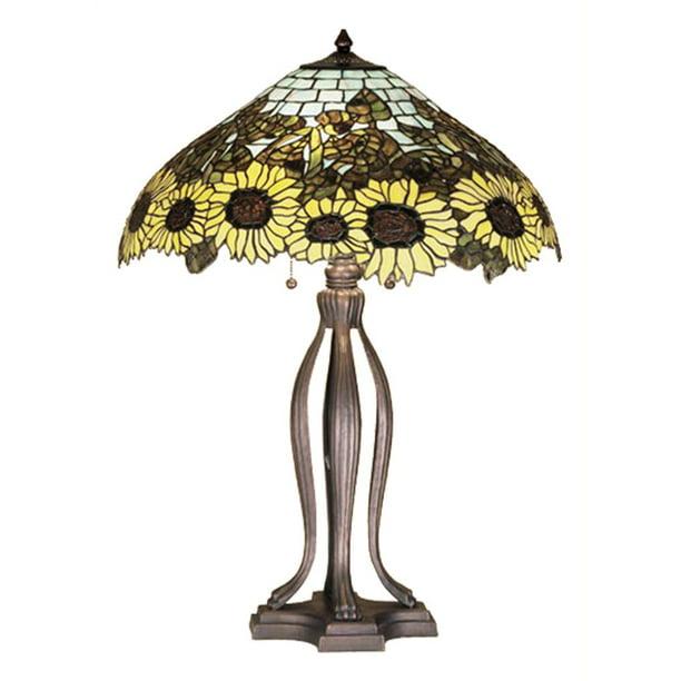 Wild Sunflower 30 In Table Lamp Walmart Com Walmart Com