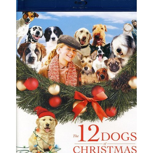 The 12 Dogs Of Christmas (Blu-ray) (Widescreen)