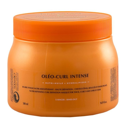 Kerastase Nutritive Oleo-Curl Intense Nutri-Softening Curl Definition Masque (Size : 16.9 oz)