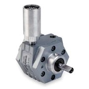 GAST 1UP-NRV-15 Air Motor,0.5 HP,27 cfm,6000 rpm