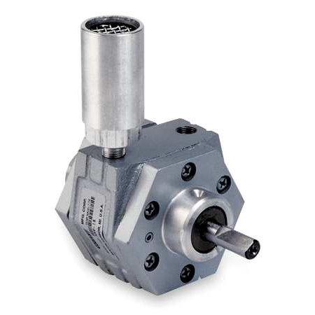 Gast 1up nrv 15 air motor 0 5 hp 27 cfm 6000 rpm for Rotary vane air motor