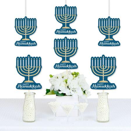 Hanukkah - Menorah Decorations DIY Chanukah Party Essentials - Set of 20](Chanukah Decorations)