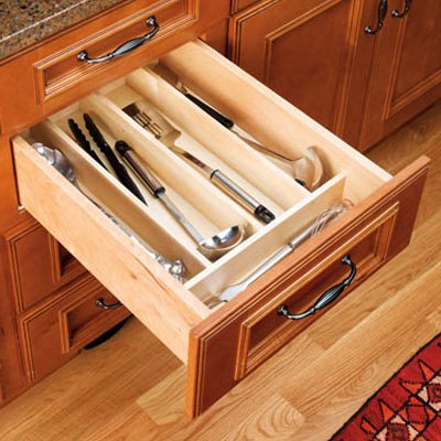 Rev-a-Shelf Wood Utility Tray Insert