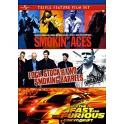 Smokin' Aces / Lock, Stock and Two Smoking Barrels / The Fast and the Furious: Tokyo Drift (DVD)