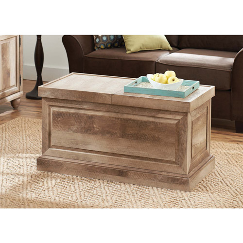 better homes and gardens crossmill collection coffee table
