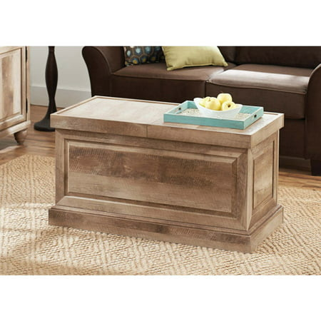 Better Homes And Gardens Crossmill Collection Coffee Table Lintel Oak