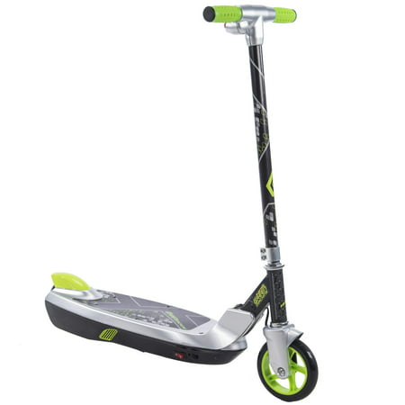 Huffy Electric Green Machine 12 Volt Battery-Powered Scooter /w charger