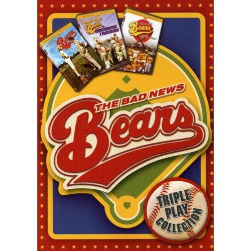 Bad News Bears Triple Play (3-Pack) (Widescreen)