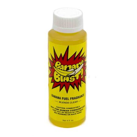 Allstar Performance 4 Oz Bottle Banana Scent Fuel Fragrance P N 78127