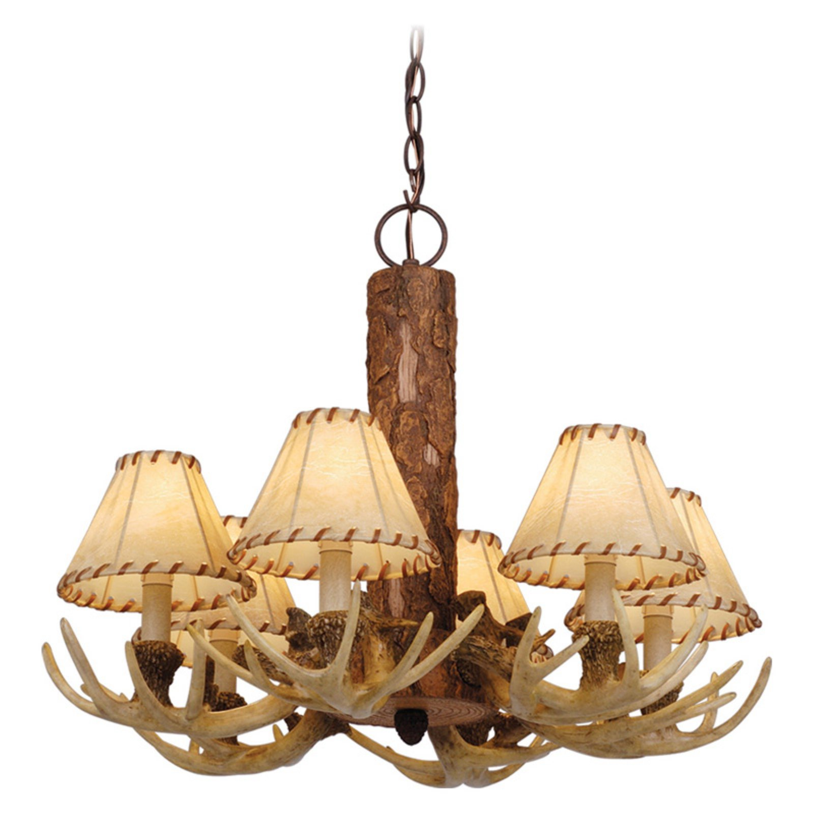 Vaxcel Lodge CH33006NS Chandelier