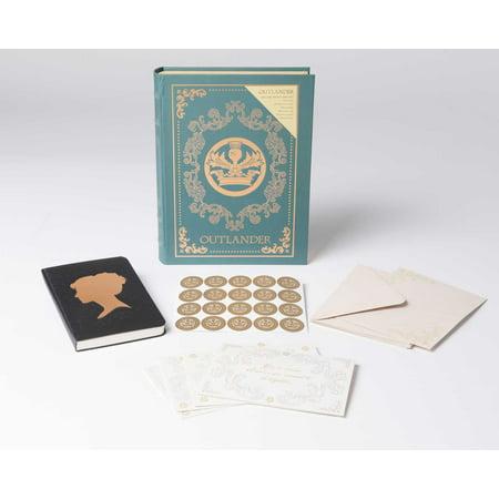 Deluxe Keepsake - Outlander: Deluxe Note Card Set (With Keepsake Book Box)