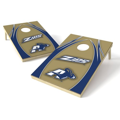 Wild Sports NCAA 2x3 Shield Cornhole