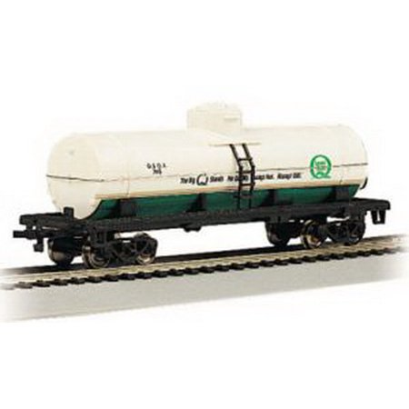 17837 40' Single Dome Tank Quaker State HO Multi-Colored