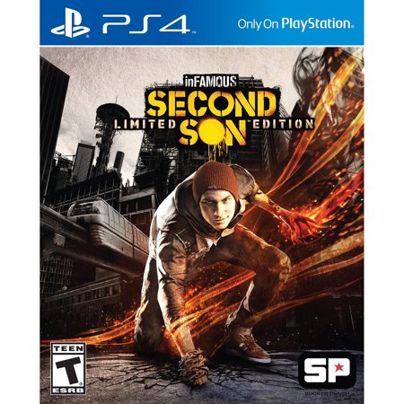 Infamous: Second Son Limited Edition (PS4)