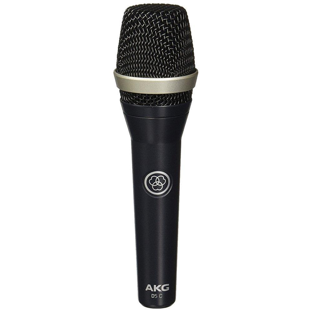 akg d5 c cardioid handheld dynamic microphone by Harman International Industries, Inc