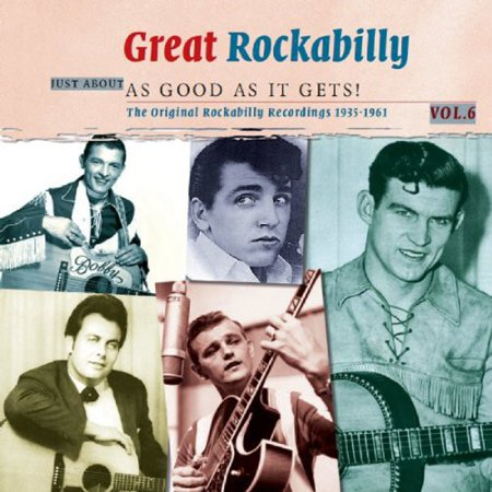 Great Rockabilly Just About As Good As It Gets! (Vinyl) - Halloween Rockabilly Songs