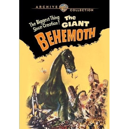 The Giant Behemoth (DVD) - Giant Dad