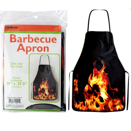 1 Mens Barbecue Apron Grilling Cooking BBQ Chef Kitchen Cook One Size Fits Most