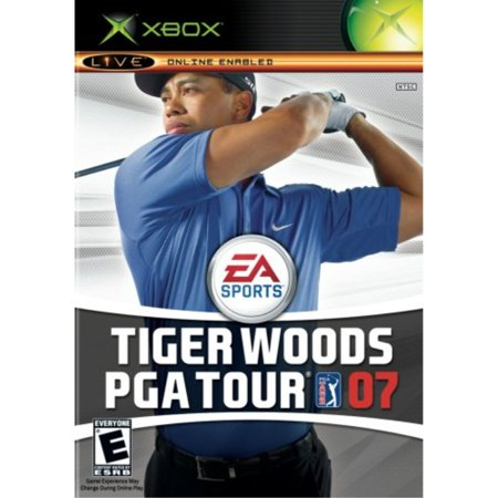 Wwii Wood - Tiger Woods PGA Tour 07 - Xbox