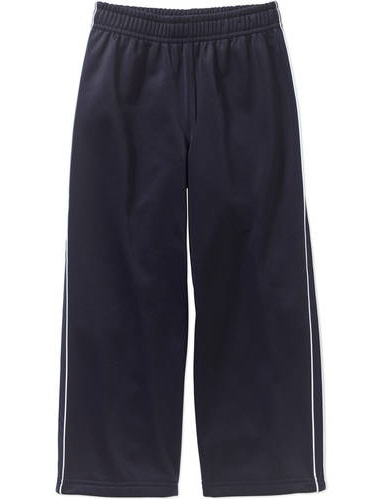 Boys' Tricot Tape Pants