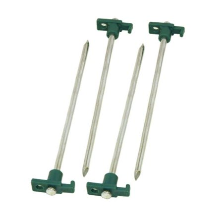 Coleman 10-In. Steel Tent Stakes - image 1 of 1