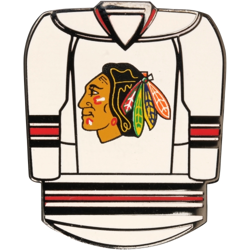 Chicago Blackhawks WinCraft Jersey Collector's Pin - No Size