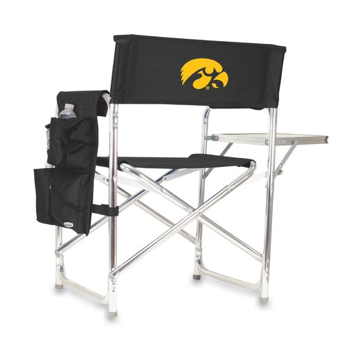 "Picnic Time Sports Chair Tennessee Volunteers Print  19"" x 4.25"" x 33.25"""