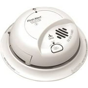 First Alert BRK SC9120B Hardwired Smoke and Carbon Monoxide Detector with Battery Backup