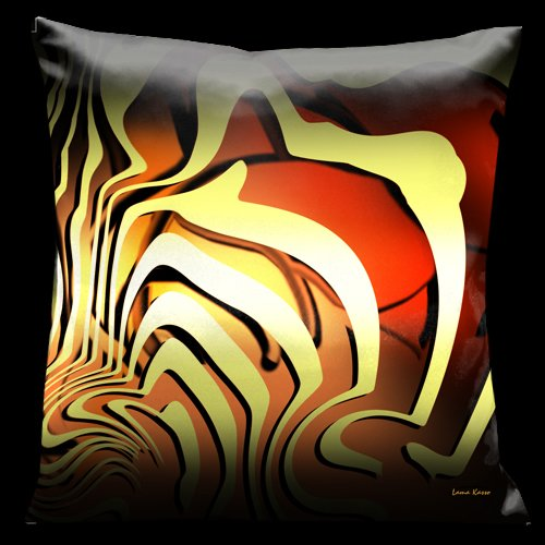 Lama Kasso Contempo Throw Pillow