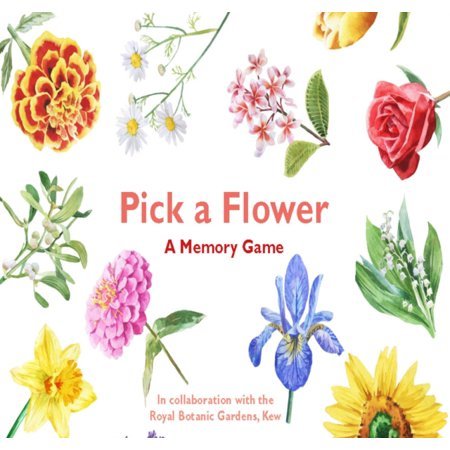 PICK A FLOWER A MEMORY GAME