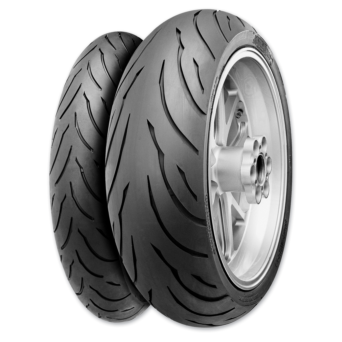 Continental  Motion-Sport Touring 120/70ZR17 Front Tire 02550190000