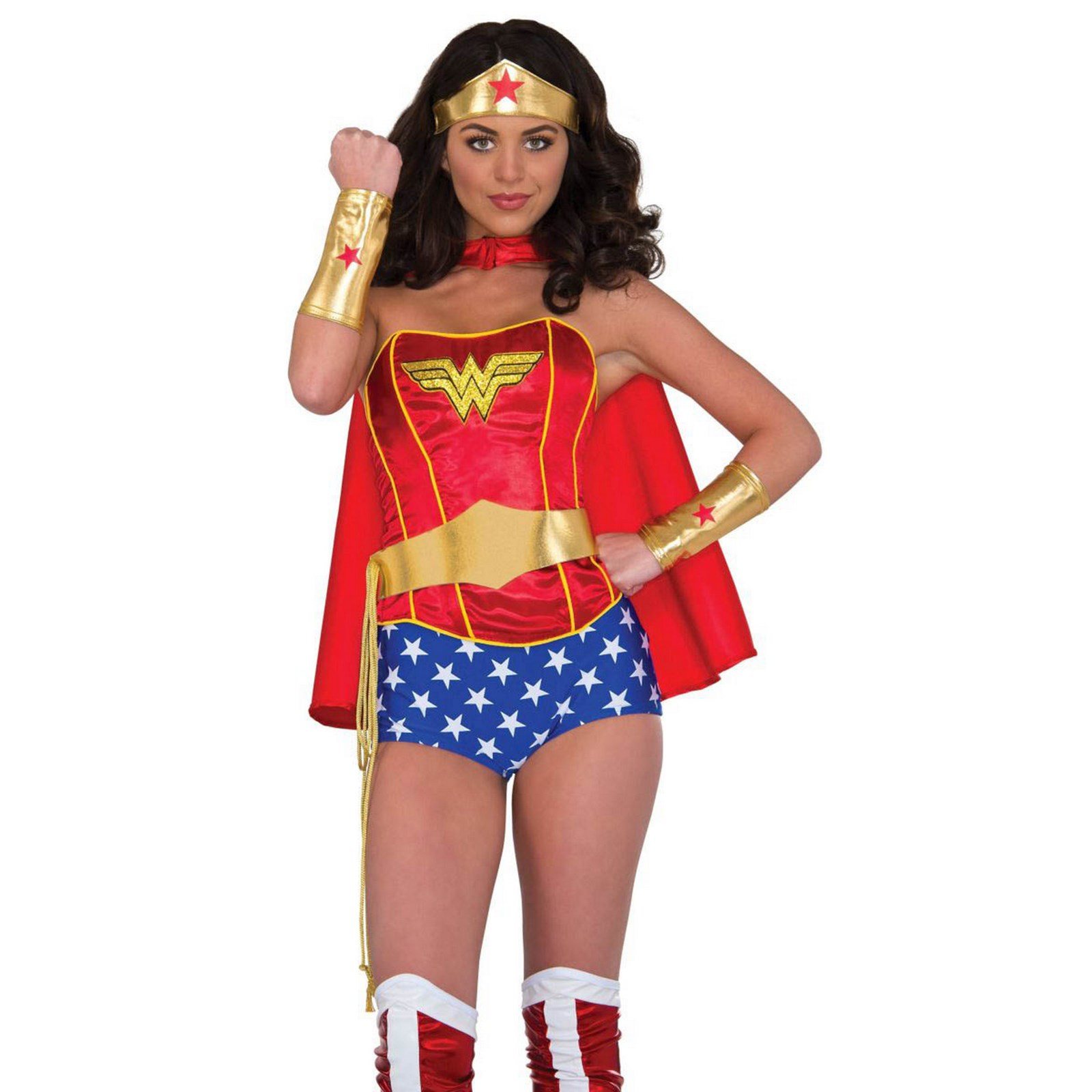 Deluxe Accessory Wonder Woman Kit