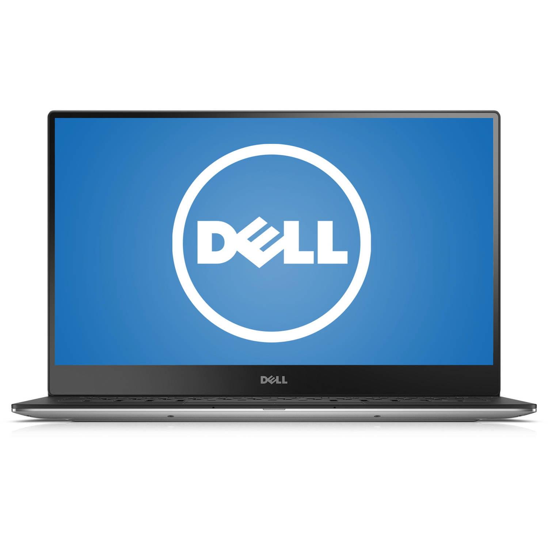 "Dell Silver 13.3"" XPS 13 Laptop PC with Intel Core i5-5200U Processor, 4GB Memory, 128GB SSD and Windows 10"