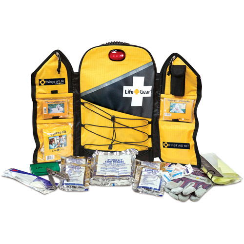 "Life Gear ""Wings of Life"" Emergency Survival Kit by Life Gear"