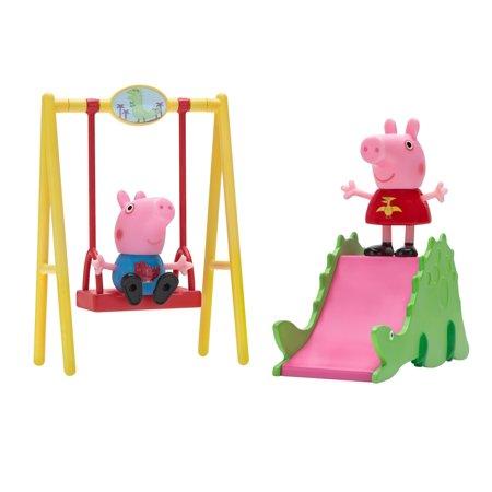 Peppa Pig Dino Park Playtime Set