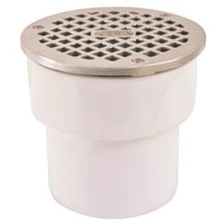 Floor drain adjustable 3 in x 4 in pvc hub walmart floor drain adjustable 3 in x 4 in pvc hub publicscrutiny Image collections