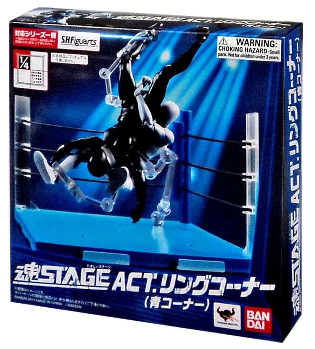 Tamashii Stage Act ACT Ring Corner Stands