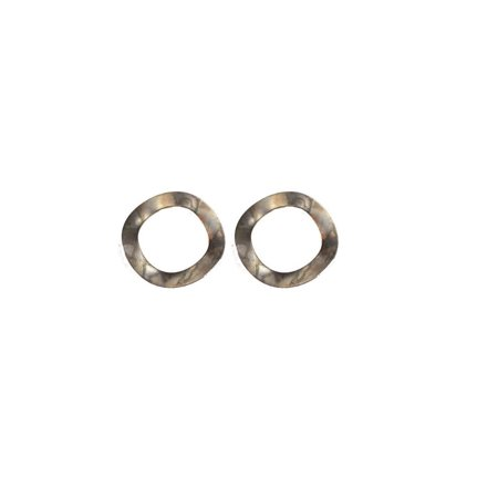 Kingpin Golf (King Pin Wave Washer- 2 Pack for Club Car Precedent Golf Carts 2004+ )