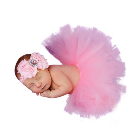 Toddler Baby Newborn 0-3 Months Lace Set Clothes Photo Prop Anniversary Outfits