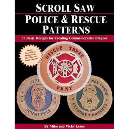 Rescue Saw (Scroll Saw Police & Rescue Patterns : 89 Basic Designs for Creating Commemorative Plaques)