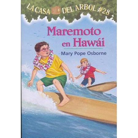 Maremoto En Hawi : La Casa del Arbol # 28 - Fiesta Halloween En Casa