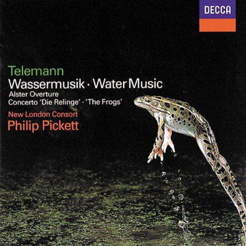 Telmann: Wassermusick Alster Overture