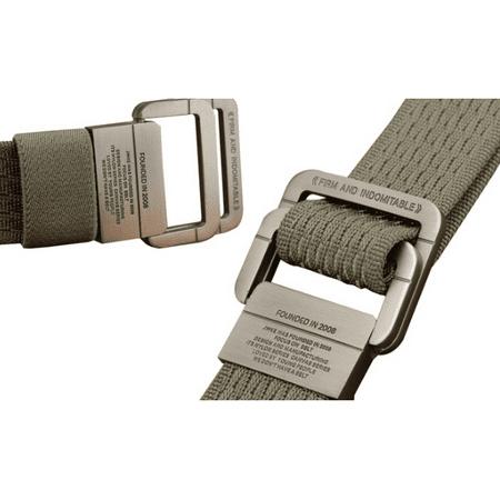 7bd344d47e Men's Military Tactical Double-Ring Buckle Belt