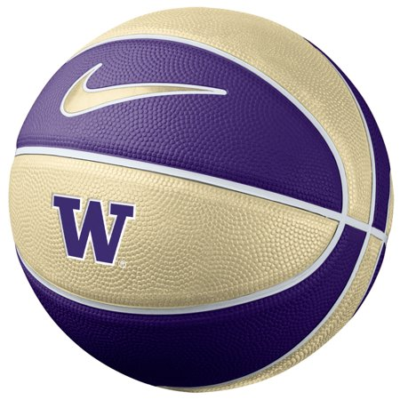 - Washington Huskies Nike Training Rubber Basketball - No Size
