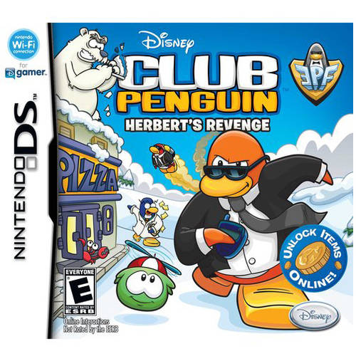 Club Penguin Herberts Rev  (DS) - Pre-Owned